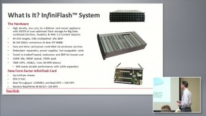 SanDisk InfiniFlash Rethinking Delivering Flash at Data Center Scale