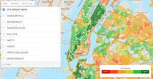 This New Mapping Tool is a Data Lover's Dream