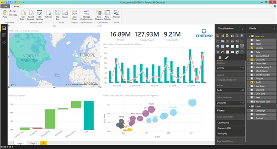 http://blogs.msdn.com/b/powerbi/archive/2015/07/10/announcing-power-bi-general-availability-coming-july-24th.aspx