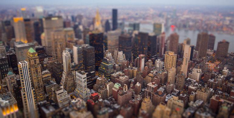 NYC+Tiltshift