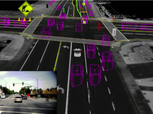 10 years: driverless cars will be able to make judgment calls.