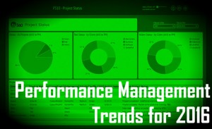 Top BI and Corporate Performance Management Trends for 2016