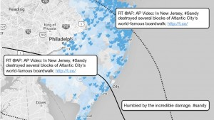Twitter can predict hurricane damage as well as emergency agencies