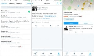 Twitter integrates with Yelp for location tags in the UK and Japan, bypassingFoursquare