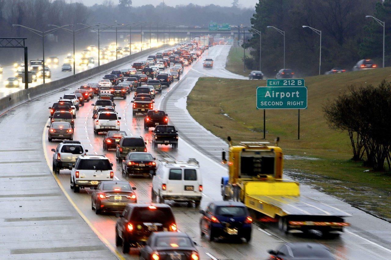 Big data offers big insight into big traffic