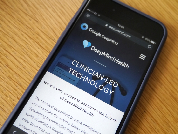 DeepMind's first NHS health app faces more regulatory bumps