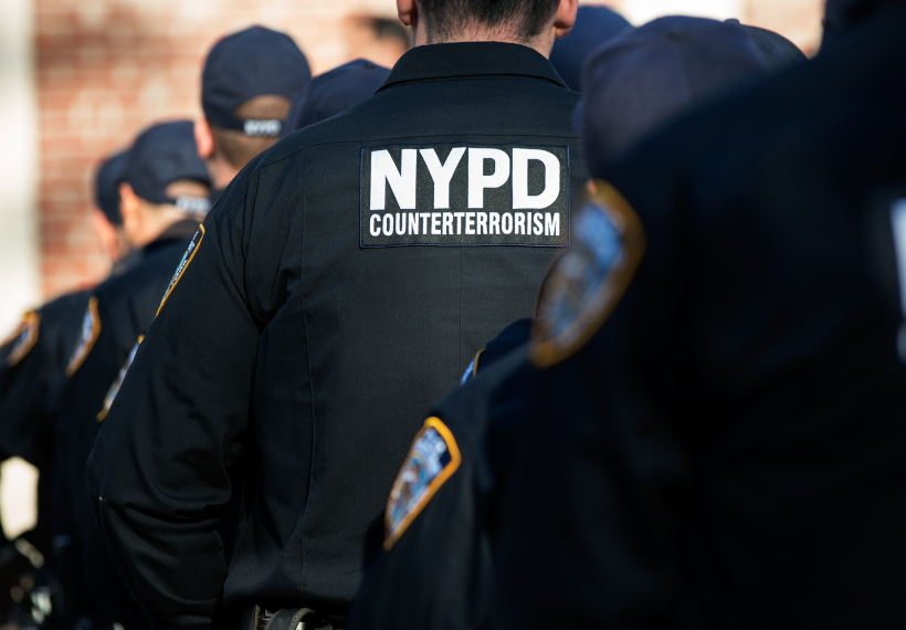 How Big Data Is Helping the NYPD Solve Crimes Faster