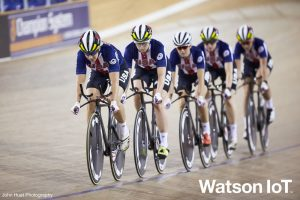 How data analytics is stepping up coaches' game in track cycling