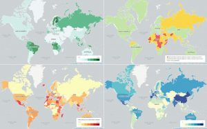 Maps that will change the way you see the world