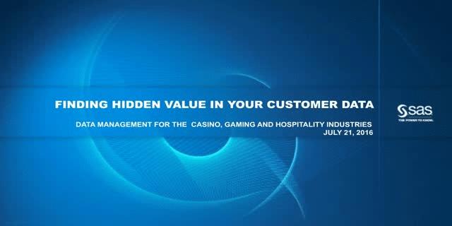 Finding Hidden Value in Your Customer Data