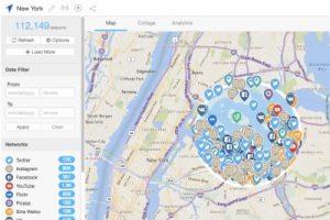 Geofeedia Leverages Social Media Data