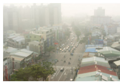 Using technology to predict dirty air can reduce its impact on vulnerable populations