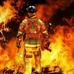 Could AI Help to Keep Firefighters Safe?