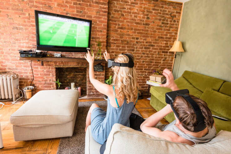 How virtual reality is transforming the sports industry