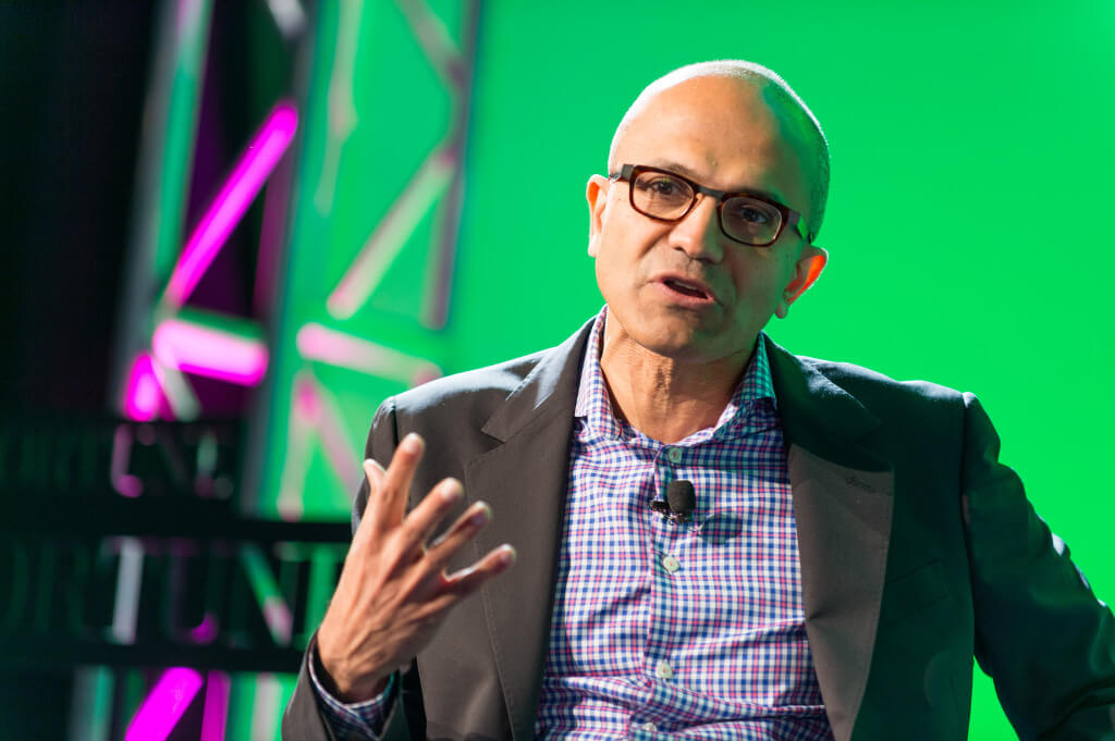 Microsoft CEO Satya Nadella Has Much To Say About Artificial Intelligence