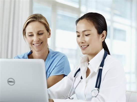 Cloud Client-Computing Streamlines Healthcare Infrastructures
