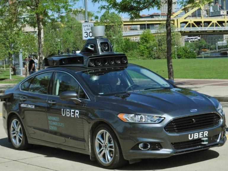 How data and machine learning are 'part of Uber's DNA'
