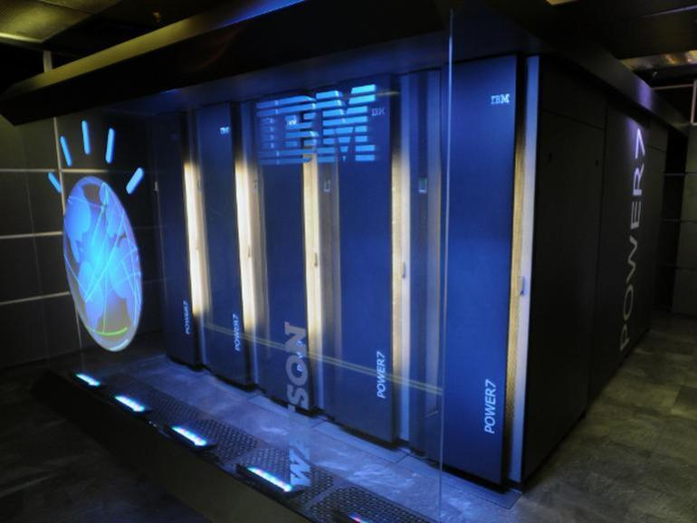 IBM's Watson does healthcare: Data as the foundation for cognitive systems for population health