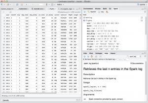 Introducing sparklyr, an R Interface for Apache Spark