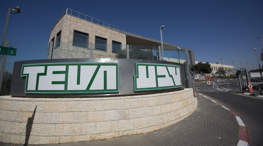 Teva, IBM to tackle new drugs, chronic diseases with AI