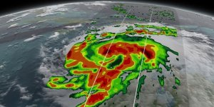Tracking Hurricane Matthew by Drone, Satellite and Big Data