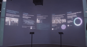 Augmenting versus artificial intelligence at World of Watson
