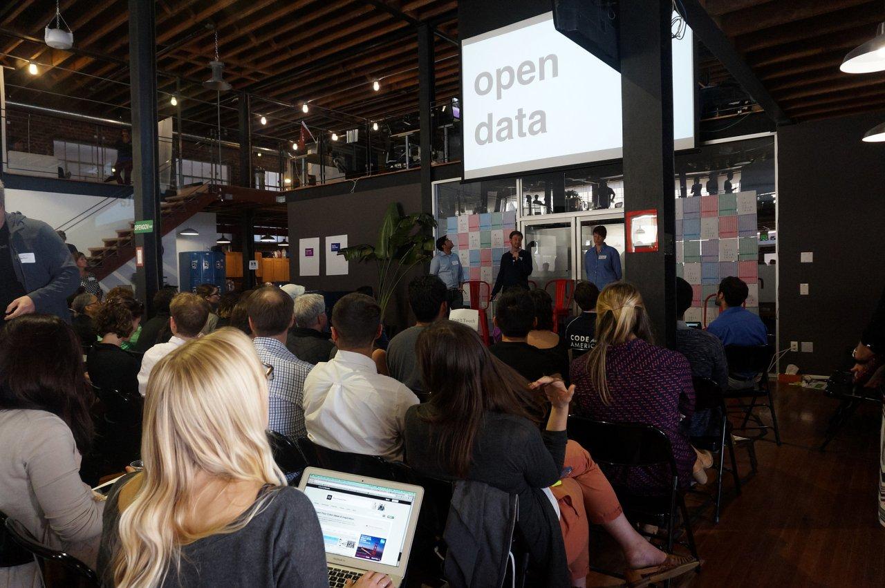 Bringing California open data to life