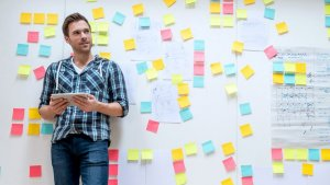Dynamic duo: Big data and design thinking
