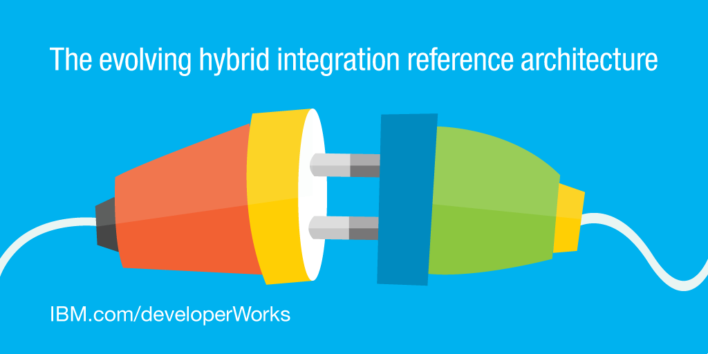 The evolving hybrid integration reference architecture