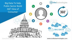 Big Data To Help Public Sector Build 360 Degree View of Consumer