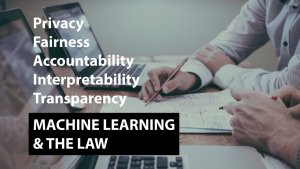 Machine Learning and the Law