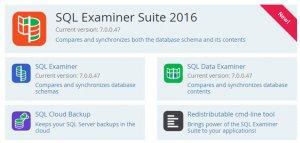 SQL Examiner Suite for Cross Database Migration