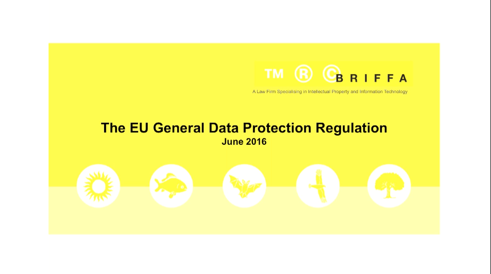 The GDPR and why UK digital businesses should care