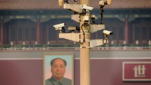 Big Brother collecting big data — and in China, it's all for sale