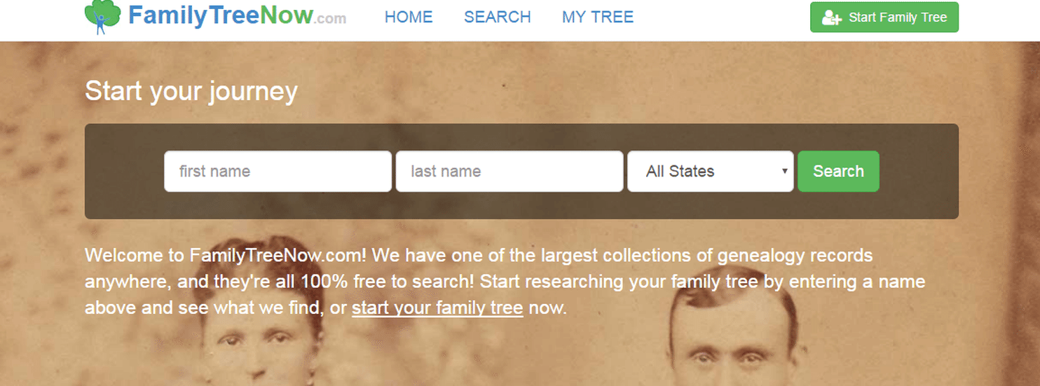 You've probably never heard of this creepy genealogy site. But it knows a lot about you.