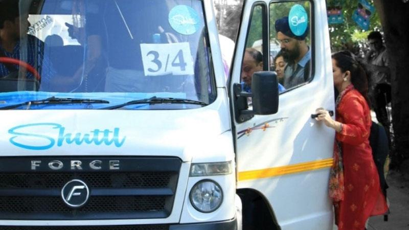 Shuttl uses 'data over sound' to verify its passengers