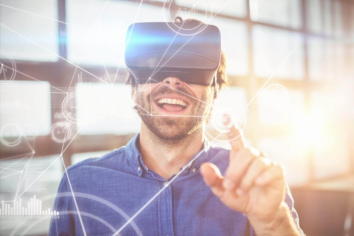Digital transformation: VR and AR will revolutionise the office