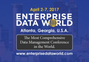 Enterprise DataWorld 2017
