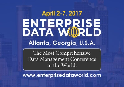 Enterprise Data World 2017