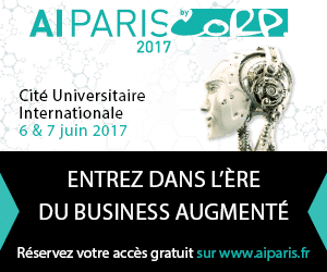 Artificial Intelligence Expo Paris 2017