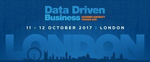 Data Driven Business UK 2017