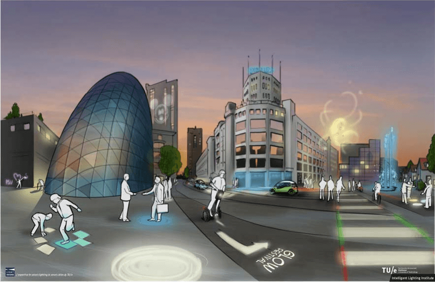 City of Eindhoven creates continuous smart city innovations