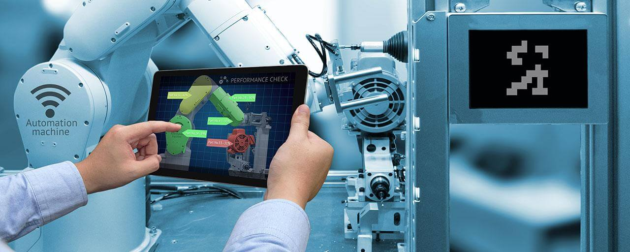machine learning manufacturing