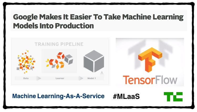 Machine Learning as a Service – MLaaS
