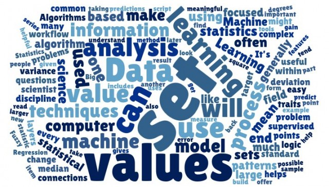 The Great Big Data Science Glossary